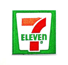 Seven 7 Eleven Convenience Store Staff Jacket Cap Shirt Applique Iron On Patch