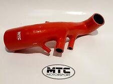 MTC Motorsport ingesta Manguera Audi Tt S3 Leon 1.8 T Turbo Bam Apx 210 225 BHP Roja!