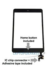 Black Touch Glass Digitizer Screen Replacement For iPad Mini 3g A1432 A1455 UK