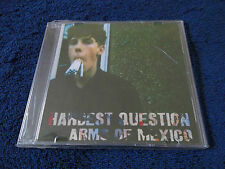 New & Sealed, ARMS OF MEXICO - Hardest Question, 2 Track CD Single 2010,EVERY001