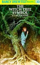 Nancy Drew: The Witch Tree Symbol 33 by Carolyn Keene (1956, Hardcover, Revised)