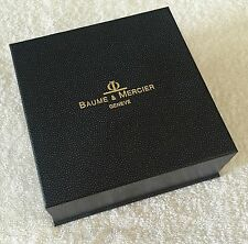 BAUME & MERCIER Watch Box Scatola Hampton Classima Capeland Baumatic Clifton OEM