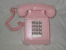 Western Electric PINK Model 2500 Touchtone Telephone