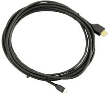 Pyle PHAD12 12 FT HDMI Cable Type A Male To HDMI Type D (Micro) Male