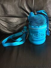 DKNY Small Rucksack/Bag In Turquoise BNWT