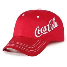 COCA COLA COKE SIDE LOGO RED  HAT  NEW!!!