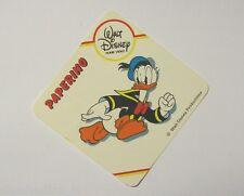 VECCHIO ADESIVO / Old Sticker DISNEY HOME VIDEO PAPERINO Donald Duck (cm 8x8)