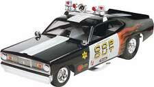 Revell Monogram 1.24 Plymouth Duster Cop Out Funny Car Plastic Kit.