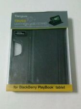 NWP - Targus Truss Leather Folio Case / Stand for Blackberry Playbook Tablet