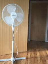 "16"" Oscillating Fan Extendable Free Standing Pedestal Cooling Electric - NEW"