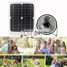 Solar  semi-flexi Powered Fan Ventilation High Quality Caravan Camping