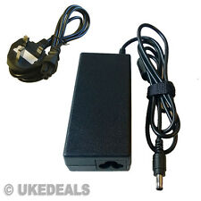 19V FOR SAMSUNG R530 R719 LAPTOP POWER SUPPLY CHARGER ADAPTER  + LEAD POWER CORD