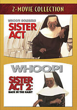 Sister Act 1/sister Act 2-back In The Habit [dvd/2 Disc] (buena Vista Home