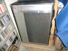 "ESTATE* RARE 60's GUILD THUNDERBIRD TUBE BASS AMP 6L6 (2) JENSEN 12""  36""Tx26"" W"