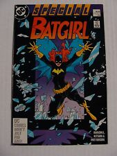 Batgirl Special #1 (1988) * Barry Kitson's first DC work * DC Comics *
