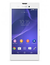 Sony Xperia Style T3 White Weiß D5103 Android Smartphone Ohne Simlock NEU