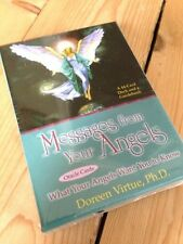 Messages from your Angels Oracle Cards, Doreen Virtue, Readings, divination
