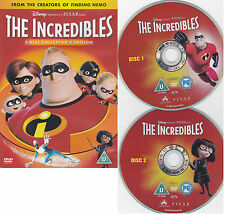 The Incredibles [2-disc Collectors Edition] [DVD, 2005]