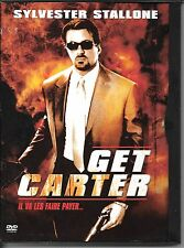 DVD ZONE 2--GET CARTER--STALLONE/ROURKE/CUMMING/KAY
