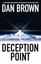 Deception Point by Dan Brown (2006, Paperback)