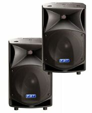 FBT ProMaxx 14a Powered Speakers (DEMO) with B&C drivers active speaker cabinets