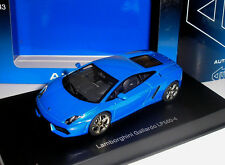 Lamborghini Gallardo LP 560-4 blau metallic in 1:43 v.Autoart