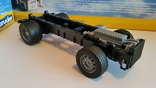 Bruder 4x2 bare short chassis, suit Tamiya/Wedico 1/14, 1/16  RC conversion.