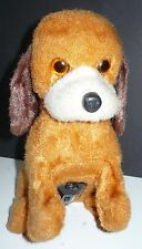 VINTAGE BATTERY OPERATED TOY DOG MADE IN HONG KONG