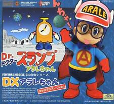 Original EX Alloy DX Arale-chan Suppaman Suits Ver. (PVC Figure)