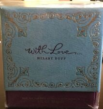 WITH LOVE HILARY DUFF 1 fl oz. EAU DE PARFUM NEW IN BOX SEALED