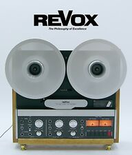 ReVox B77 MKII 2-track high speed mastermaschine - complete restored...
