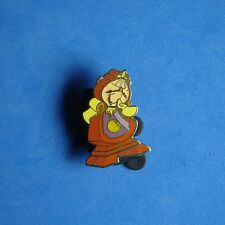 Cogsworth DLR Disney Beauty and the Beast Map Pin GWP