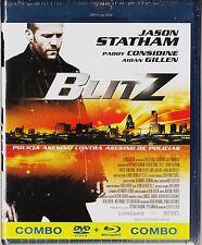 Jason Statham: BLITZ.  BLU-RAY y DVD. Tarifa plana en envío, 5 €