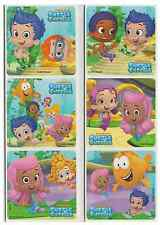 """25 Assorted Bubble Guppies Stickers, 2.5"""" x 2.5"""" each, Party Favors"""