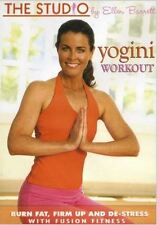 Yoga Flow Exercise DVD - Ellen Barrett YOGINI - Yoga and Toning DVD!