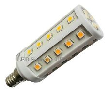 E14 SES 35 SMD LED 6.5W 500LM Warm White Corn Bulb ~60W