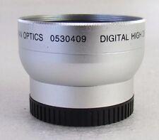 Digital Concepts High Definition 0.45X Super Wide Angle Lens w/Macro Japan