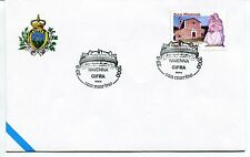 2000-09-23 San Marino Ravenna Gifra ANNULLO SPECIALE Cover