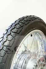SUZUKI AX 100 AX100 LIBERTY 6 PLY P RATED REAR TIRE 3.50x18 & TUBE 1994 - 2016