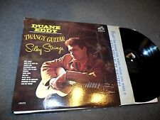 Twangy Guitar Silky Strings  - Duane Eddy LP MONO surf hot rod rockabilly