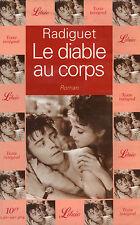 Le diable au corps // Raymond RADIGUET // Librio n° 8 // Amour fou