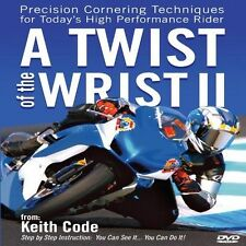 Twist of the Wrist DVD II by Keith Code California Superbike School Rider's DVD
