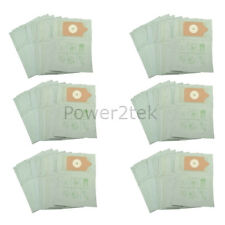 60 x NVM1B, NVM1C, NVM1C2 Vacuum Cleaner Bags for Numatic RSV130T RSV200 Hoover