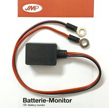 JMP Batterie Monitor - Iphone Android Bluetooth Smartphone Überwachung Motorrad