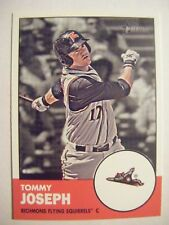 TOMMY JOSEPH PHILLIES RC 2012 Topps Heritage Minor baseball card QTY #141 ROOKIE