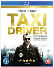 BLU-RAY   TAXI DRIVER           NEW SEALED UK STOCK