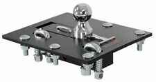 Curt 61052 Over-Bed Folding Ball Gooseneck Hitch