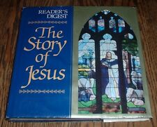 The Story of Jesus by Reader's Digest (1993, hardcover)