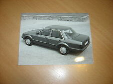 PHOTO DE PRESSE ( PRESS PHOTO ) Ford Orion GL F0044