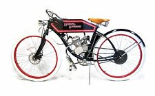 Antique pre-war Harley Davidson board track racer motorized bike 80 cc engine